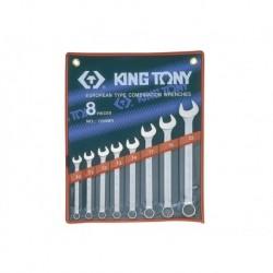 1208MR Kombinēto atslēgu komplekts Combination wrench set