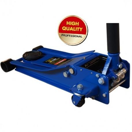 Zemprofila hidr.domkrats 3.5t Low Profile Garage Jack (dual pump)