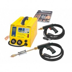 GYSPOT PRO 230 Buktes remonta iekārta (spoteris) 230V - tēraudam