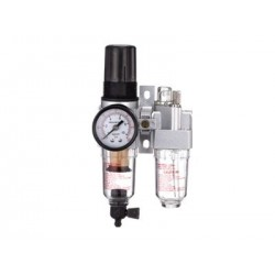 "SV-2220 Gaisa filtrs-regulators-eļļotājs 1/4"" Air filter-regulator-lubricator"