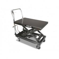 TP05001 Hidrauliski paceļams galds 450kg Hydraulic lifting table
