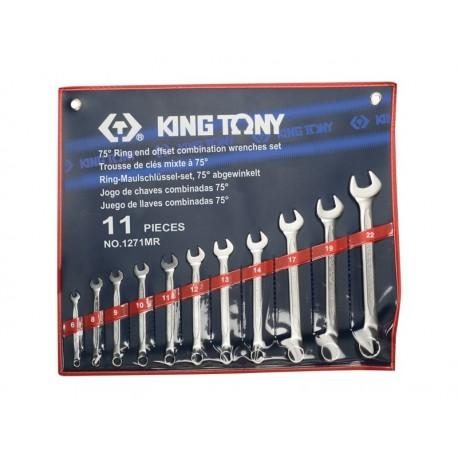 1271MR Kombinēto atslēgu komplekts Combination wrench set