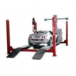 450/3D Četrstatņu autopacēlājs 5,0 ton 4 post car lift electro-hydraulic