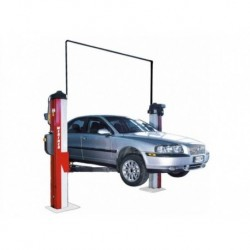 Divstatņu autopacēlājs 4ton two post car lift electro-mechanical