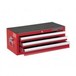 87421-3B Instrumentu kaste 3 atvilktnes