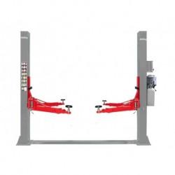 2-statņu autopacēlājs 4ton 2-post car lift manual lock 380V