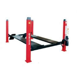 450AT/5 Četrstatņu autopacēlājs 5,0 ton 4 post car lift electro-hydraulic