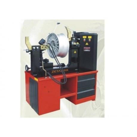 """RSM2200 Disku taisnošanas iekārta 10""""-22"""" Rim straightening machine"""