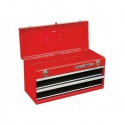 87401-2 Instrumentu kaste 2 atvilktnes