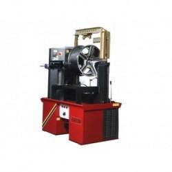 """RSM2400-S Disku taisnošanas iekārta 10""""-24"""" Rim straightening machine"""