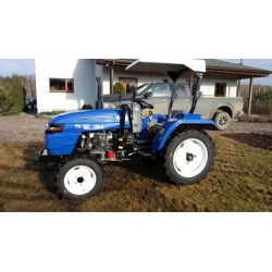 Tractor 35hp 4x4